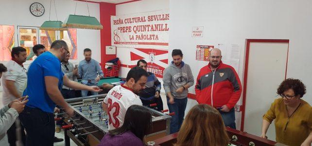 Galería I Torneo de Futbolin PCS Hastalamuerte.net